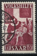 Saarland 1949. Mi.Nr. 269, Gestempelt, Used O - 1947-56 Occupazione Alleata