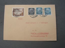 Möhrringen Brief 1940 Nach Berlin - Deutschland
