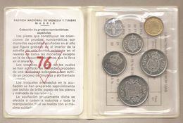 Spagna - Serie Numismatica Proof Set 1976 FDC Ps5 - Sets Sin Usar &  Sets De Prueba