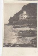 CAPO NOLI-SAVONA-CARTOLINA VERA FOTOGRAFIA-NON VIAGGIATA-ANNO 1906-1910 - Savona