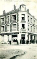 N°888 R -cpa Charleville -avenue De La Gare- Nouveau Quartier- - Charleville
