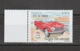 """FRANCE / 2020 / Y&T N° 5391 ** : """"Journée Du Timbre"""" (Peugeot 204 Cabriolet) X 1 BdF G - Frankreich"""