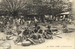 TOGO LOME  Le Marché Au Bois RV - Togo