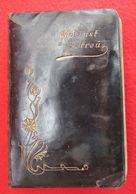 EVANGELISCHE KIRCHE / EVANGELICAL CHURCH, GEBETSBUCH PRAYER BOOK, STUTTGART, Year 1895 - Christianisme