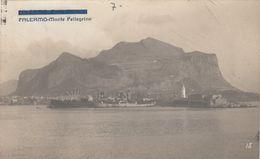PALERMO-MONTE PELLEGRINO-CARTOLINA VERA FOTOGRAFIA-VIAGGIATA IL 8-4-1923 - Palermo