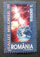 Roumanie >  Républiques > 1991-00 > Oblitérés N° 4656 - Usati
