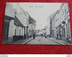 BOOM     -   Antwerpsestraat  -   Rue D'Anvers  -  1908 - Boom