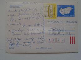 D171974 Hungary Postal Stationery -Entier -Ganzsache  - 5 Ft  Nr. M.-860/911 - Interi Postali