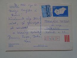 D171975 Hungary Postal Stationery -Entier -Ganzsache  - 5 Ft  Nr. 21007/911 - Interi Postali