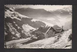 CPSM Pf. 73 . HAUTELUCE . Chalet Marie-Thérèse . Le Grand Mont . - France