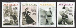 AUSTRALIA, 2020 FASHION 4 MNH - 2010-... Elizabeth II