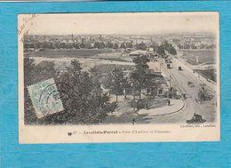 Levallois-Perret ( Hauts-de-Seine ). - Porte D'Asnières Et Panorama. - Levallois Perret