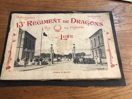 Livre Photos 1900/1910 13 ° Régiment De Dragons à Lure - Riviste & Giornali