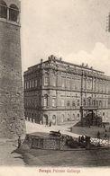 Perigia     Palazzo Gallenga - Perugia