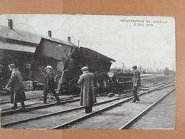 Catastrophe De Contich 21 Mai 1908 - Kontich