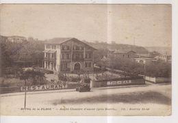 CPA-64-Pyrénées Atlantiques- Hôtel De La Plage- ANGLET Chambre D'amour ( Près Biarritz )- - Anglet