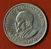 KENYA / FIFTY CENTS / 50 CENTS / 1969 - Kenya