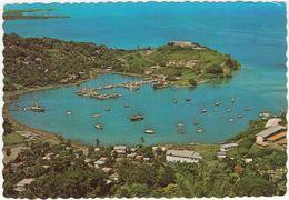 Grenada Sleepy Lagoon, Beautiful In Sunlight, Enchanting In Moonlight - (W.I.) - Grenada