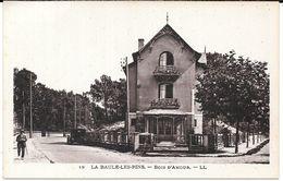 Cpa La Baule -les- Pins  / Bois D'Amour . - La Baule-Escoublac