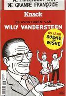 Knack Suske En Wiske 65 (incl Strip)KN18(272gr) - Suske & Wiske