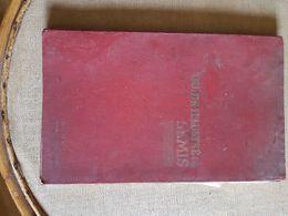Catalogue Guide Illustre De Semis Le Paysan Jules Blanc  84  Avignon 80 Pages Annee 1933 - Garten