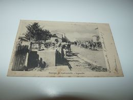 VOSGES LIGNEVILLE ENVIRONS DE CONTREXEVILLE ANIMATION LAVOIR 8 JUILLET 1905 - Sonstige Gemeinden