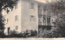 09 - N°110822 - Bedeille-les-Bains - L'établissement - Francia