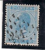 18A-LP244-MERBES LE CHATEAU - 1865-1866 Linksprofil