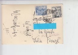 SPAGNA 1942 - Cartolina Per Italia  - Madrid - - 1931-Aujourd'hui: II. République - ....Juan Carlos I