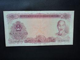 VIETNAM : 50 DONG    1976    P 84a *     TTB+ - Vietnam