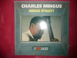 LP33 N°4857 - CHARLES MINGUS - 21101 - LA GRANDE CLASSE - Jazz