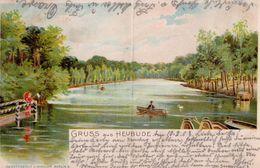 Gruss Aus Heubude, 1903. (Stogi, Gdańsk) - Poland