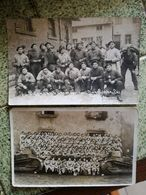 Lot Cartes Photos Militaires, 507e RCC, Metz, Moselle, Char, Ft17, Rintintin - Régiments