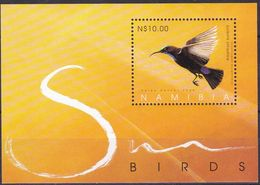Namibia, 2005, 1157 Block 63,  Nektarvögel. MNH **, - Namibia (1990- ...)