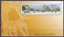 Namibia, 2003, 1114 Block 58,  MNH **, Wahl Von MiNr. 1079 Zur Schönsten Briefmarke Der Welt - Namibia (1990- ...)