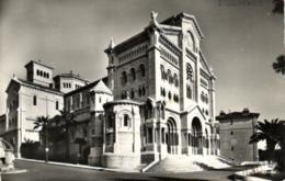 E 0801 - Monaco   La Cathedrale - Kathedrale Notre-Dame-Immaculée