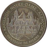 2015 MDP123 - ALENÇON 3 - Dentelle De Pierre / MONNAIE DE PARIS - Monnaie De Paris