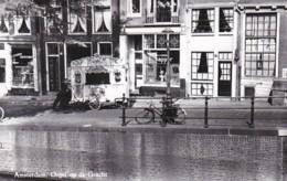 366453Amsterdam, Orgel Op De Gracht. (Foto Kaart) - Amsterdam