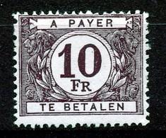 TX 65 - MNH** - Cote 6,50 € - Stamps