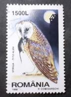 Roumanie > 1948-.... Républiques > 1991-00 > Oblitérés   N° 4458 - Usati