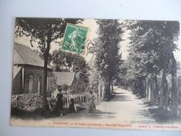 Boismont  Route De Saigneville - France