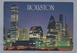 US.- TEXAS, HOUSTON DOWNTOWN AT TWILIGHT. SKYLINE. - Houston