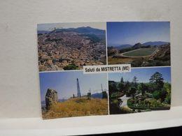 MISTRETTA   -- MESSINA  ---  SALUTI DA - Messina