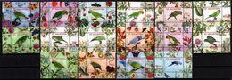 St. Maarten 2016.  Fauna. Birds. Parrots.(16).  MNH - Curaçao, Antilles Neérlandaises, Aruba