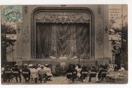 COEUILLY * CHAMPIGNY SUR MARNE *LE THEATRE * SPECTATEURS * 1905 - Champigny Sur Marne