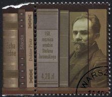 Poland 2014 Mi 4724 Stefan Zeromski Writer, Books - 1944-.... Republic