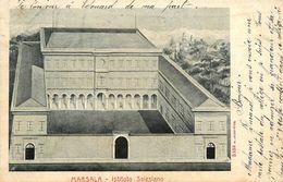 Marsala * 1903 * Intituto Salesiano * Italia Sicilia - Marsala