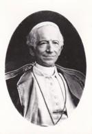 380173Leo XIII Gioacchino Conte Pecci. 20 Febr. 1878-20 Juli 1903 2 Mrt. 1810 Carpineto (Anagni) (Fotokaart)  (kleine - Papas