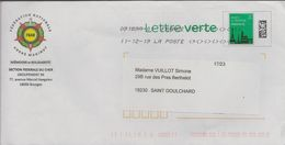 Prêt à Poster Repiquage Fédération Nationale André Maginot, (oblitération Du 11/12/2019) - Enteros Postales