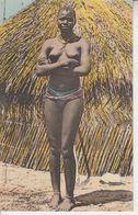 Afrique Occidentale - SENEGAL - Jeune Fille Cérère  PRIX FIXE - Afrique Du Sud, Est, Ouest